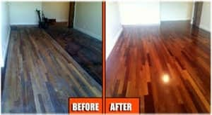 Hardwood Refinishing 1